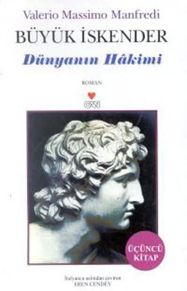 Büyük İskender 3 - Dünyanın Hakimi Kitap Kapağı