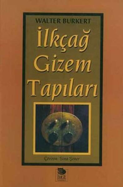İlkçağ Gizem Tapıları Kitap Kapağı