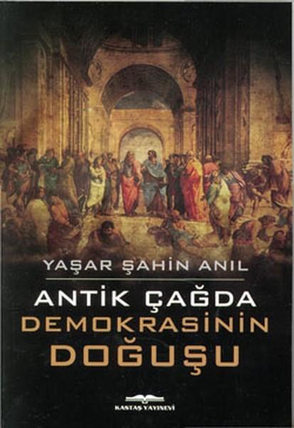Antik Çağda Demokrasinin Doğuşu Kitap Kapağı