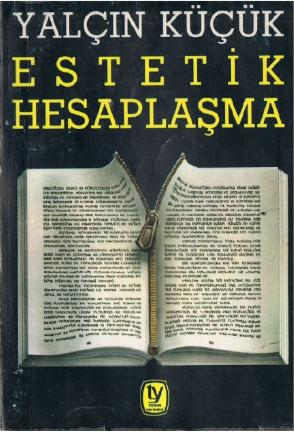 Estetik Hesaplaşma Kitap Kapağı