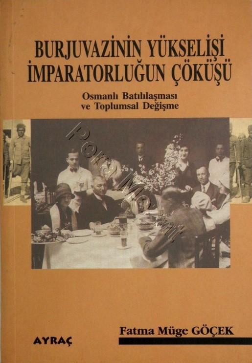 Osmanlı Burjuvazisinin Yükselişi Kitap Kapağı