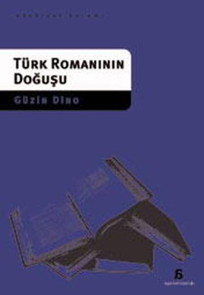 Türk Romanının Doğuşu Kitap Kapağı