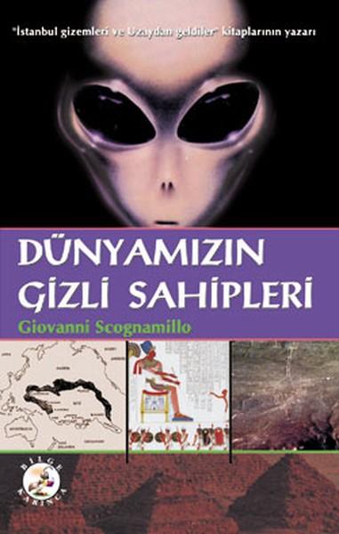 Dünyamızın Gizli Sahipleri Kitap Kapağı