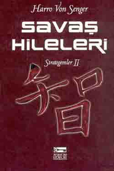 Savaş Hileleri 2 (Strategemler) Kitap Kapağı