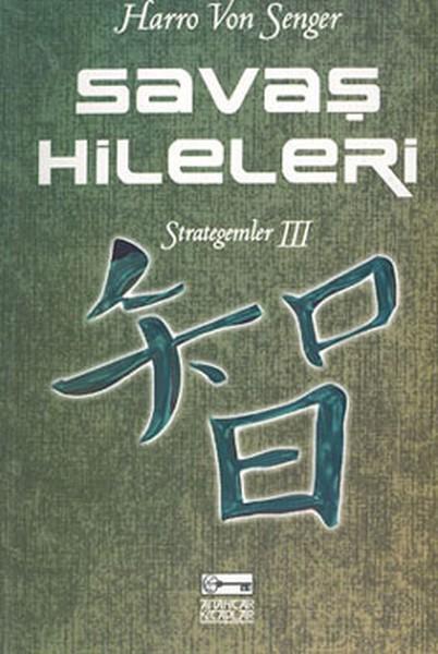 Savaş Hileleri 3 (Strategemler) Kitap Kapağı