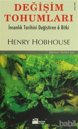 Değişim Tohumları Kitap Kapağı
