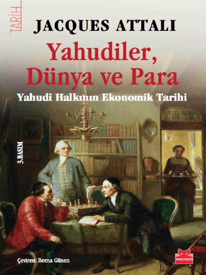 Yahudiler, Dünya ve Para - Yahudi Halkının Ekonomik Tarihi Kitap Kapağı