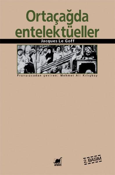 Ortaçağda Entelektüeller Kitap Kapağı