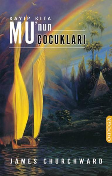 Kayıp Kıta Mu'nun Çocukları Kitap Kapağı