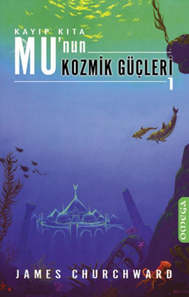 Mu'nun Kozmik Güçleri 1 Kitap Kapağı
