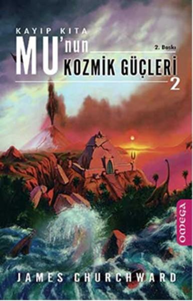 Mu'nun Kozmik Güçleri 2 Kitap Kapağı