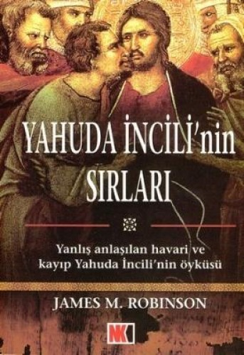 Yahuda İncili'nin Sırları Kitap Kapağı