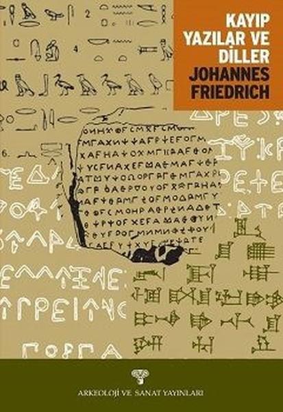 Kayıp Yazılar ve Diller Kitap Kapağı