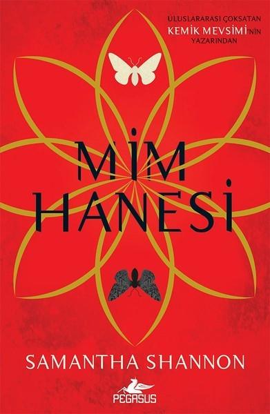 Mim Hanesi Kitap Kapağı