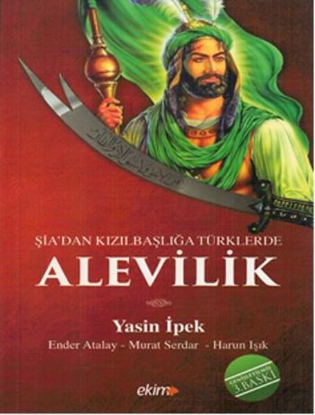 Şiadan Kızılbaşlığa Türklerde Alevilik Kitap Kapağı
