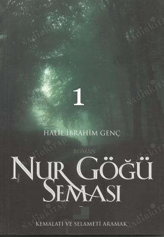 Nur Göğü Seması 1 Kitap Kapağı