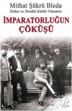 İmparatorluğun Çöküşü Kitap Kapağı