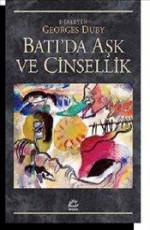 Batı'da Aşk ve Cinsellik Kitap Kapağı