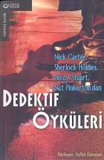 Dedektif Öyküleri Kitap Kapağı