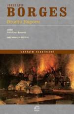 Brodie Raporu Kitap Kapağı