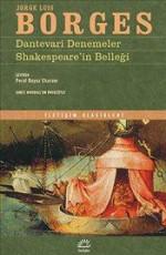 Dantevari Denemeler - Shakespeare'in Belleği Kitap Kapağı