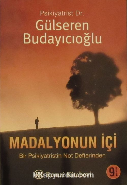 Madalyonun İçi Kitap Kapağı