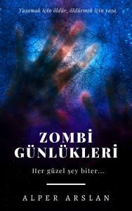 Zombi Günlükleri Kitap Kapağı