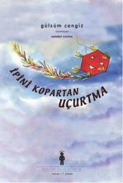 İpini Kopartan Uçurtma Kitap Kapağı