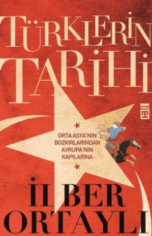 Türklerin Tarihi Kitap Kapağı